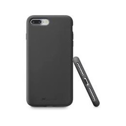 COVER SOFT TOUCH IPHONE 6 / 6S / 7 / 8 PLUS NERO