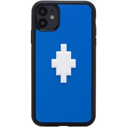 COVER 3DCROSSBLUE IPHONE 11