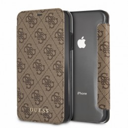 CUSTODIA BOOK IPHONE 7/8 CHARMS COLLECTION BROWN
