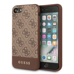 HARD CASE CHARMS COLLECTION IPHONE 6/7/8 MARRONE