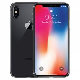 iPhone X 64 GB Nero A++ usato. Grado estetico Pari al nuovo.Batteria nuova.Garanzia 12 mesicompleto di scatola ed accessori comp