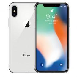 iPhone X 64 GB White A++ usato.Grado estetico Pari al nuovo.Batteria nuova.Garanzia 12 mesicompleto di scatola ed accessori comp