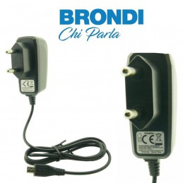 CARICABATTERIE MICRO USB BRONDI