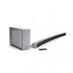 Soundbar BT Curve Audio 2.1 200W, USB/SD Grigia