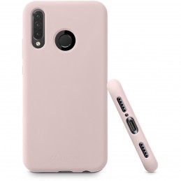 COVER SOFT TOUCH P30 LITE ROSA