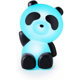Speaker Bluetooth Luminoso, panda, Bluetooth Version V3.0 - IPX6  Aux In con batteria ricaricabile Lithium altezza 23 cm