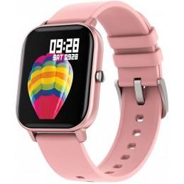 Orologio MAXCOM FW35 AURUM NERO Ampio display a colori da 1,4 Misura la saturazione del sangue -pulsossimetro.Standby finoa 25 g
