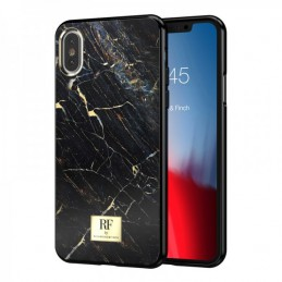 Cover iPhone XS MAX Richmond & Finch Black Marble