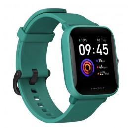 Amazfit BIP-U orologio sportivo Verde Touch screen Bluetooth.